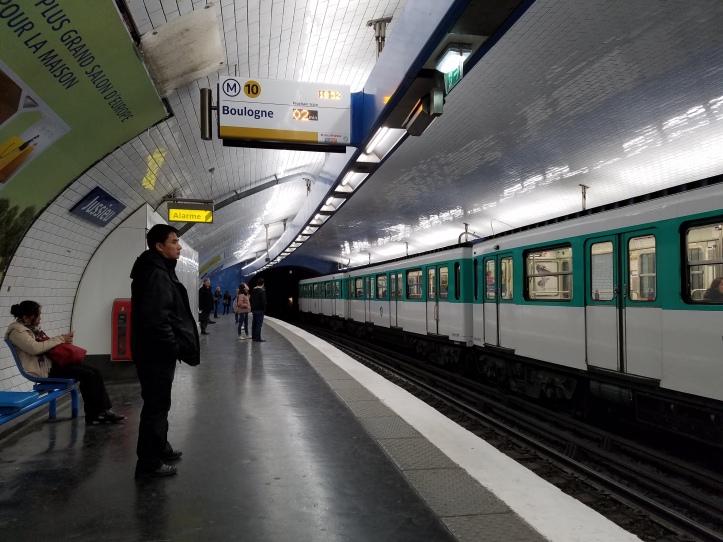 Paris Metro (1)